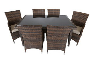 Charmant ... Of Wicker Furniture That Turns Ordinary Outdoor Spaces Into A True  Place Of Comfort And Relaxation. From Seating To Dining To Lounging,